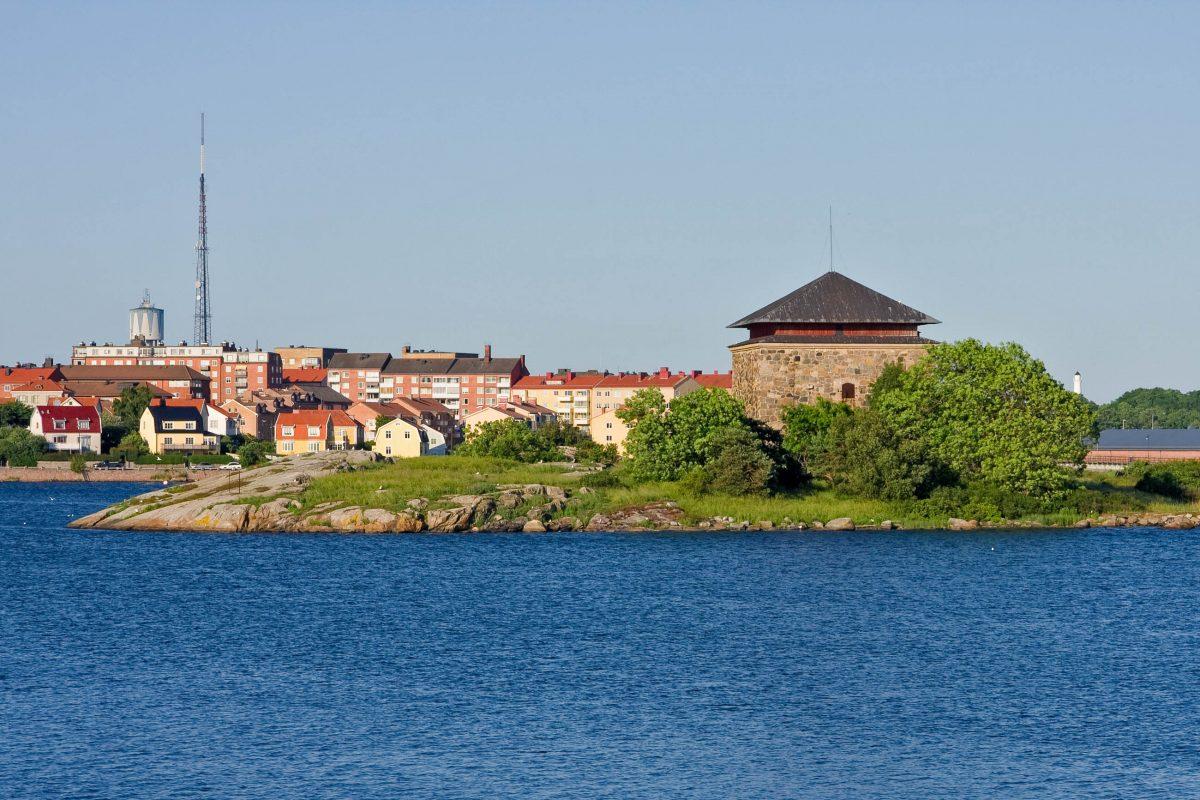 Der Marinehafen von Karlskrona, Schweden zählt seit 1998 zum Weltkulturerbe der UNESCO - © Alexander Erdbeer / Shutterstock