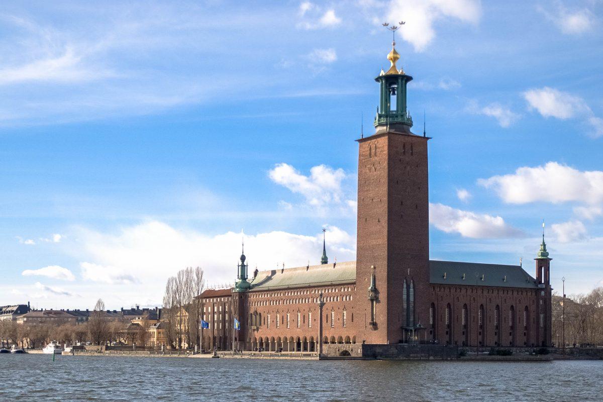 Stadshuset in stockholm schweden franks travelbox for Stockholm veranstaltungen