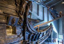 Die Vasa ist das weltweit einzige vollständig erhaltene Kriegsschiff aus dem 17. Jahrhundert, ein ganz außergewöhnliches Juwel der Vergangenheit, Vasa-Museum, Stockholm, Schweden - © James Camel / franks-travelbox