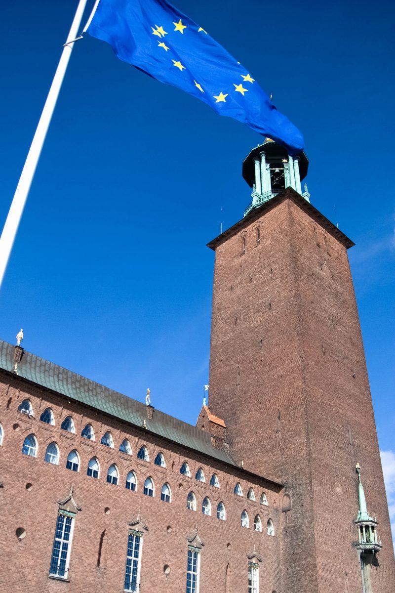 Im Turmmuseum hat man nicht nur einen herrlichen Blick über die Stockholm, sondern erfährt auch eine Menge interessanter Fakten über die Entstehung des Stadshuset, Stockholm, Schweden - © James Camel / franks-travelbox
