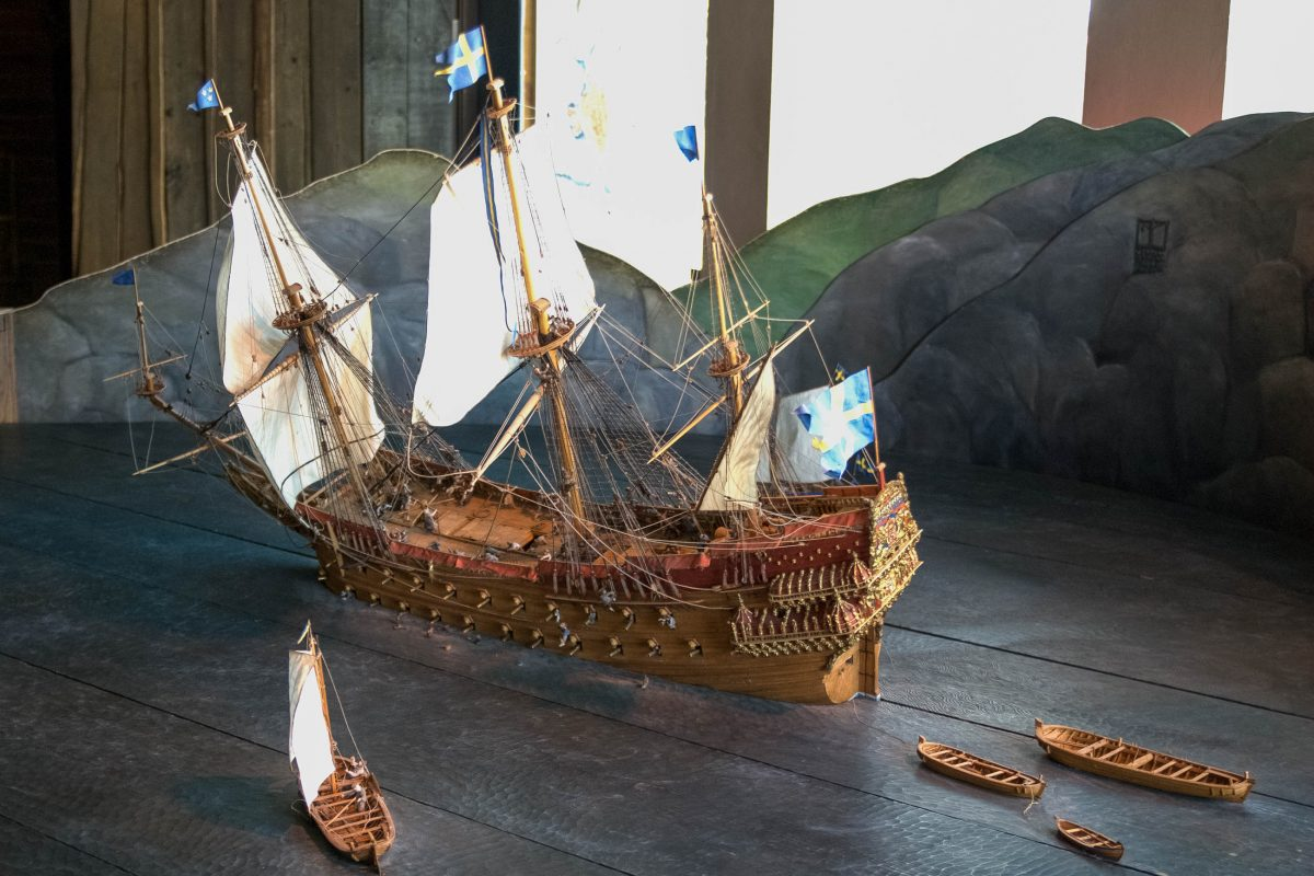 Neben dem Original-Schiff selbst gewähren Ausstellungen im Vasa-Museum rund um die Vasa Einblicke in das Leben an Bord und in die schwierige Bergung, Stockholm, Schweden - © James Camel / franks-travelbox