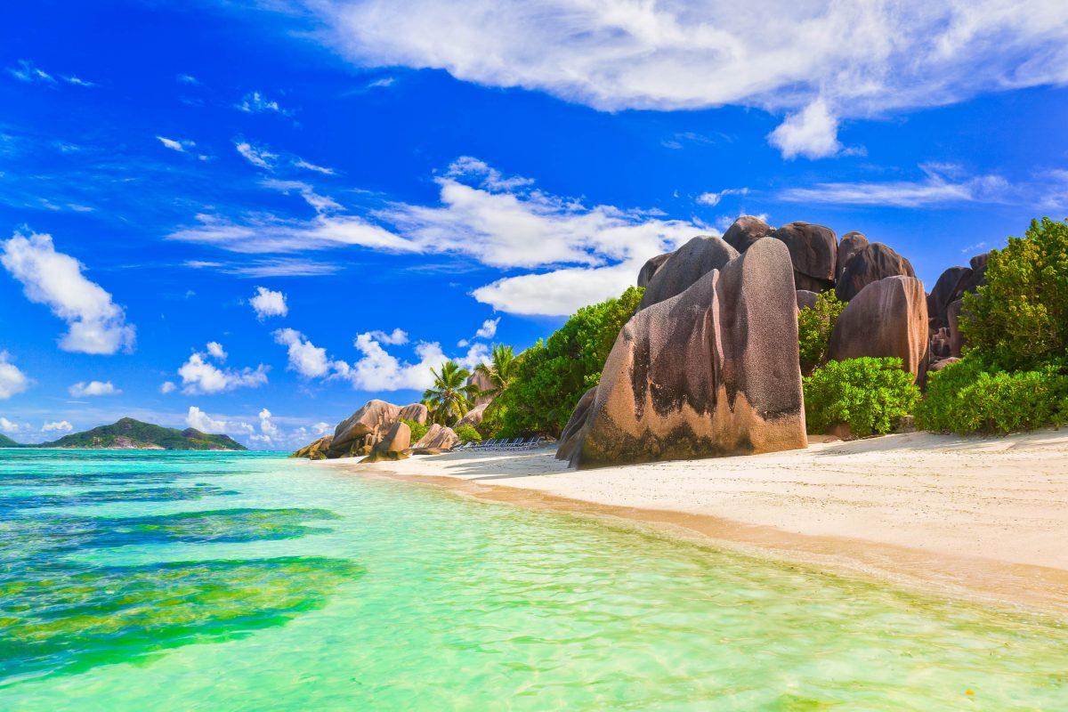 Der berühmte Anse Source d'Argent auf der Insel La Digue zählt zu den meist fotografierten Stränden der Welt, Seychellen - © Tatiana Popova / Shutterstock
