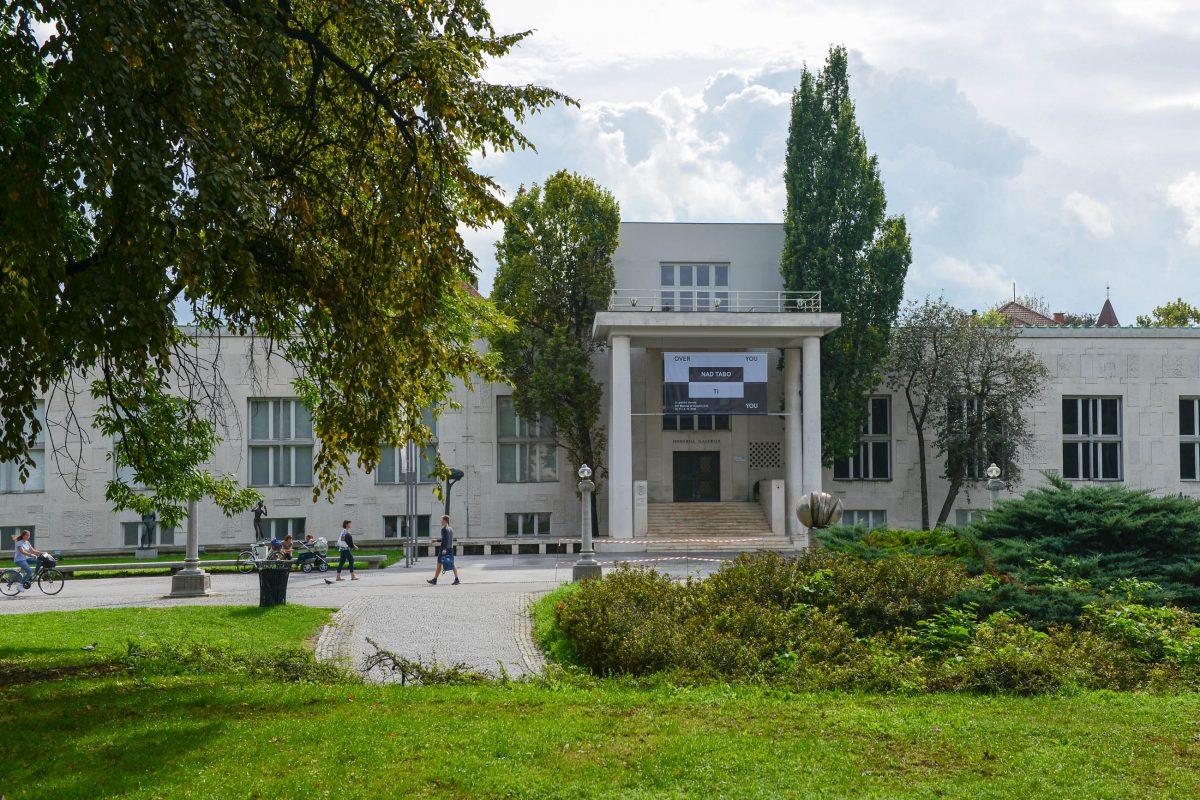 Das Museum für Moderne Kunst in Ljubljana, Slowenien, legt seinen Fokus auf die slowenische Kunst des 20. und 21. Jahrhunderts - © James Camel / franks-travelbox