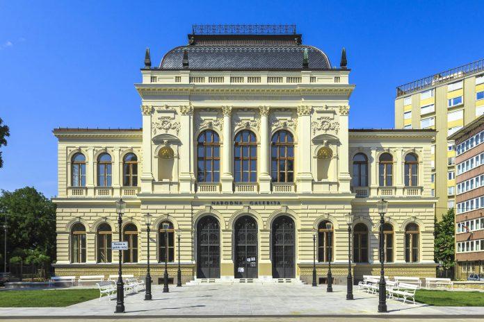 Mit berühmten Vertretern zahlreicher Stilrichtungen bietet die Nationalgalerie in Ljubljana einen vollständigen Streifzug durch die Kunstepochen in Slowenien - © Littleaom / Shutterstock