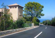 """Das Anwesen """"Son Marroig"""" auf Mallorca liegt direkt an der traumhaften Panoramastraße von Valldemossa nach Deia, Spanien - © Lila Pharao / franks-travelbox"""