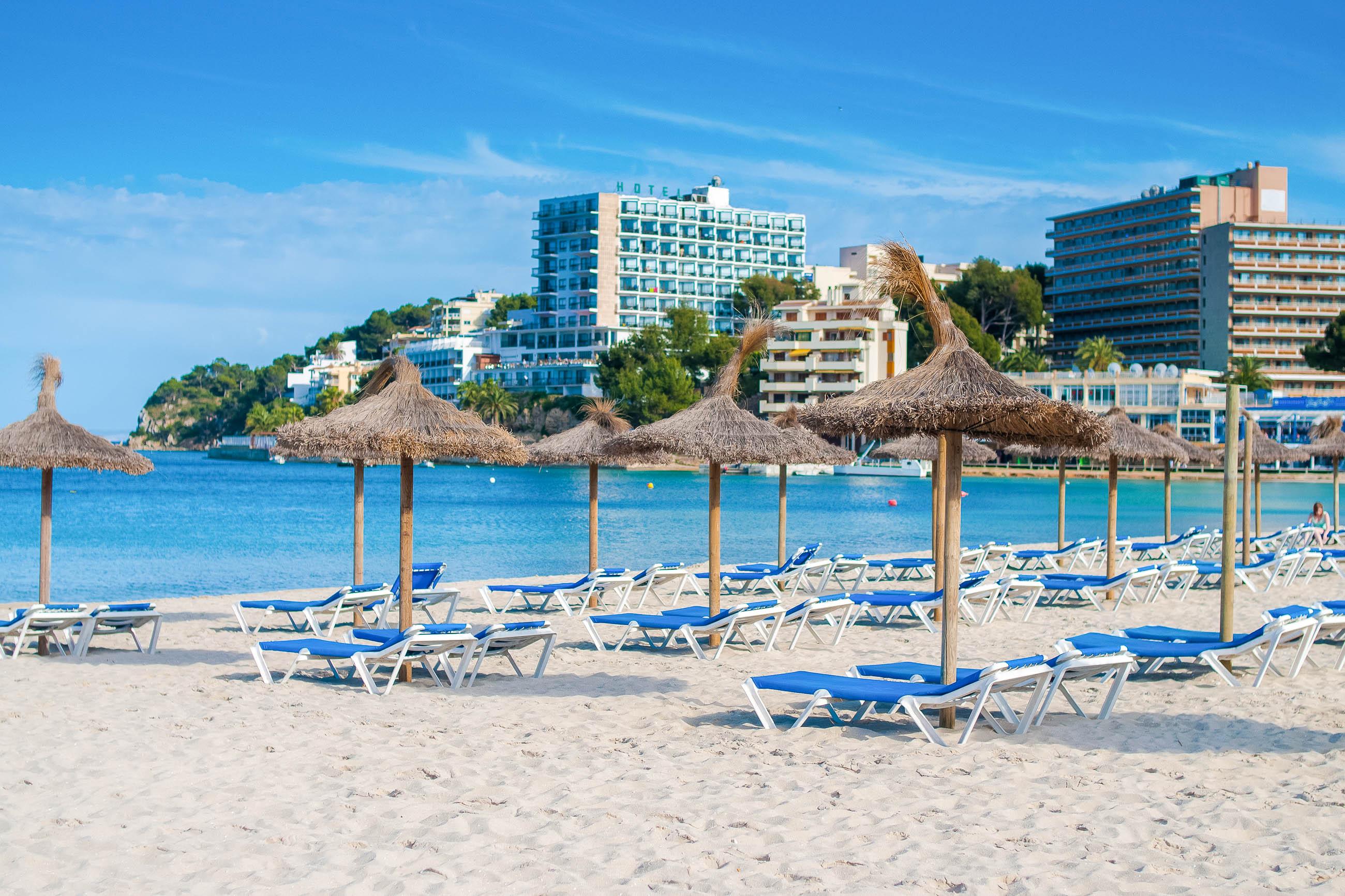 Platja de palma und s arenal auf mallorca spanien for Design hotels auf mallorca