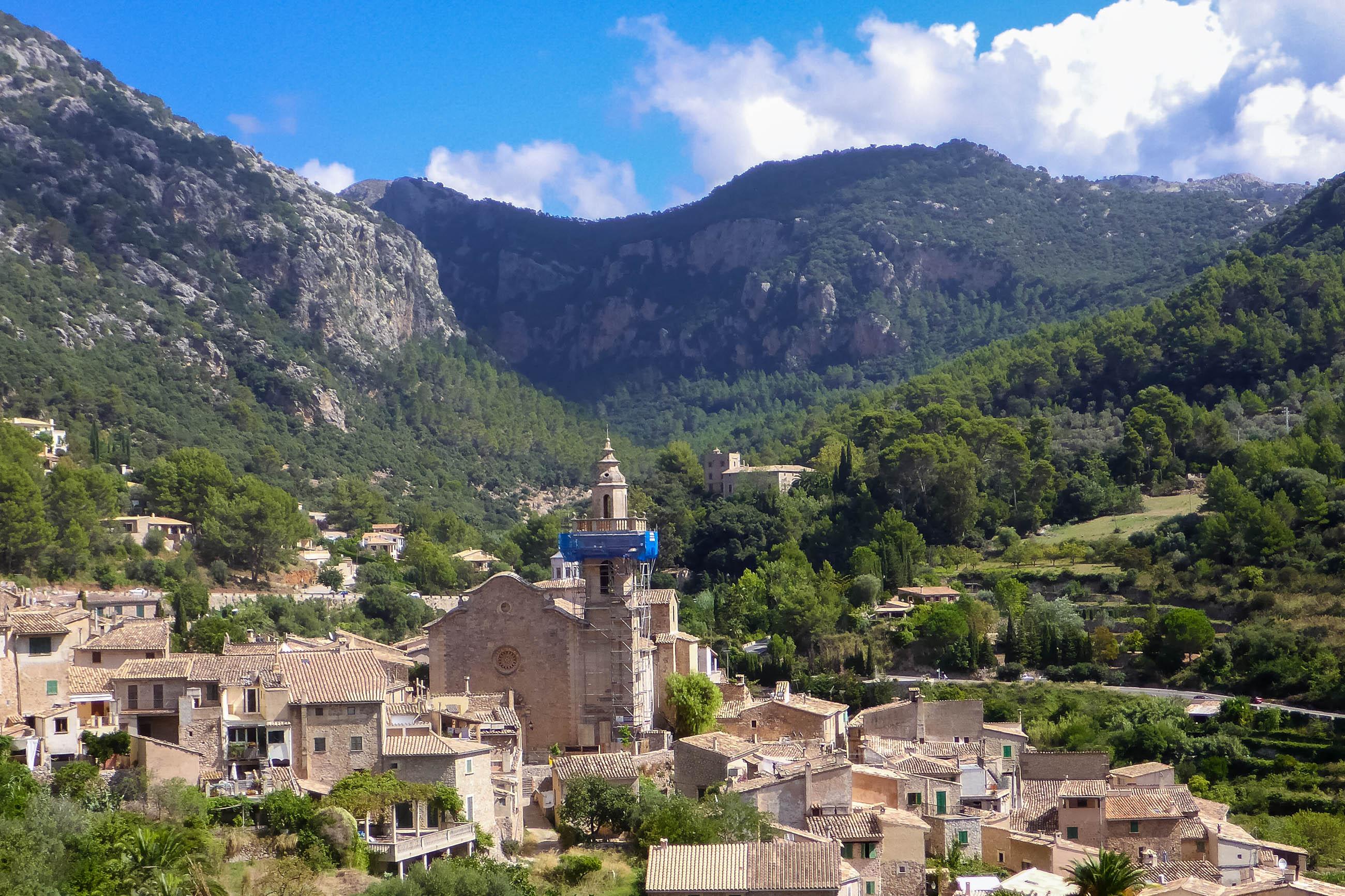Valldemossa auf mallorca spanien franks travelbox for Valldemossa mallorca