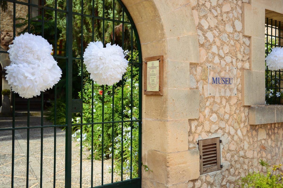 Im Museu Juniper Serra in Petra auf Mallorca, Spanien, kann die Geschichte des Gründers von San Francisco nachvollzogen werden - © James Camel / franks-travelbox