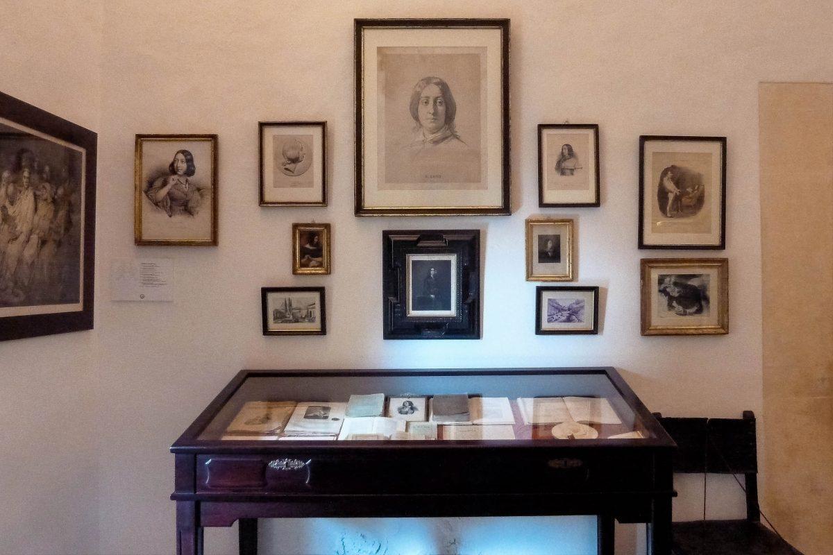 Briefe Von Chopin : Bilder museum von valldemossa mallorca spanien