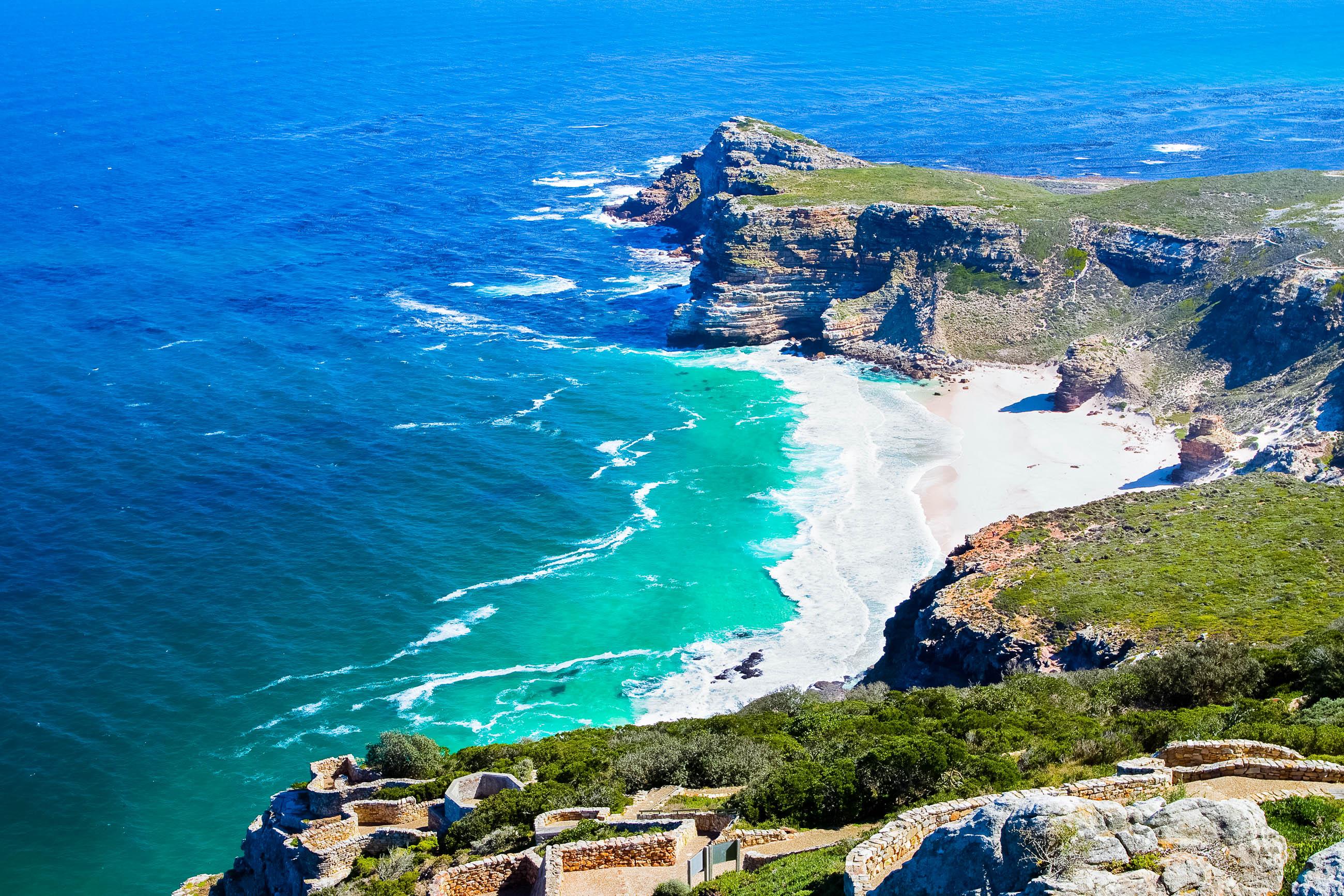 Naturreservat Kap Der Guten Hoffnung Sudafrika Franks Travelbox