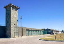 Robben Island liegt im Atlantik und ist ein Naturparadies und ehemaliges Gefängnis, in dem der Friedensnobelpreisträger Nelson Mandela inhaftiert war, Südafrika - © Darrenp / Shutterstock