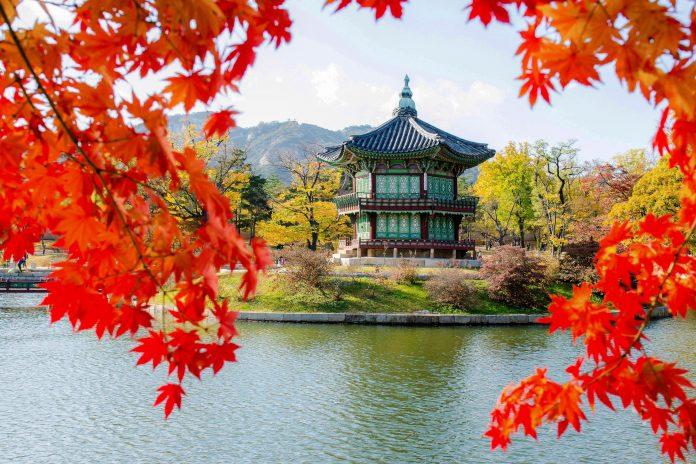 palast gyeongbokgung in seoul s dkorea franks travelbox. Black Bedroom Furniture Sets. Home Design Ideas