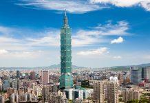Der Wolkenkratzer Taipei 101 ist mit einer Höhe von 509 Metern das höchste Gebäude Taiwans - © Chang-Chih Liao / Fotolia