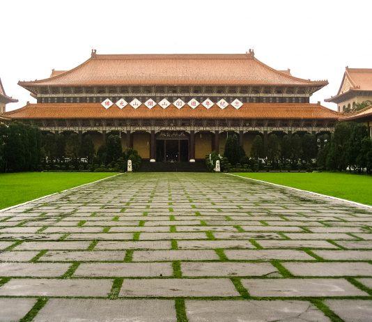 In der Gemeinde Dashu im Süden Taiwans befindet sich der Hauptsitz des Ordens der Fo Guang Shan - © M. Weitzel CC BY-SA2.5/Wiki