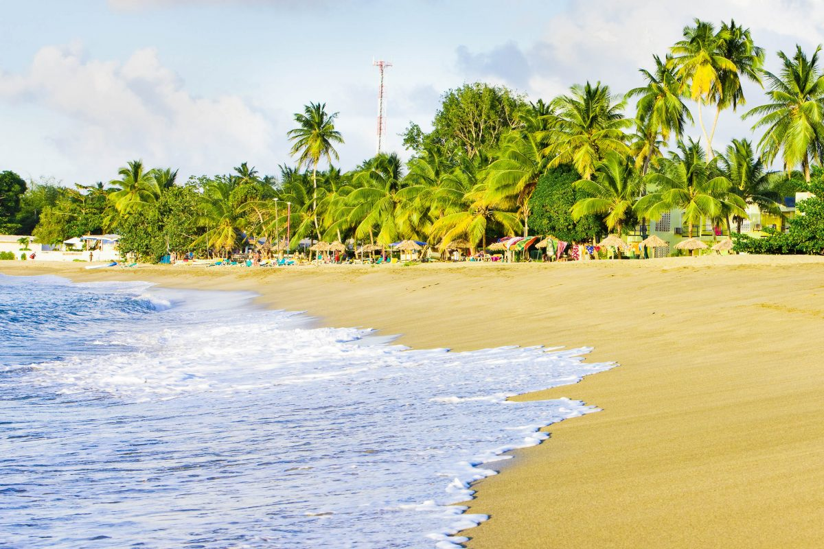Turtle Beach auf Tobago - © PHB.cz (Richard Semik) / Shutterstock