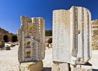 Nach dem dritten punischen Krieg blieb von den Puniern in Karthago nicht viel übrig, die Spuren der Römer sind jedoch bis heute vorhanden, Tunesien - © Alexeye30 / Shutterstock