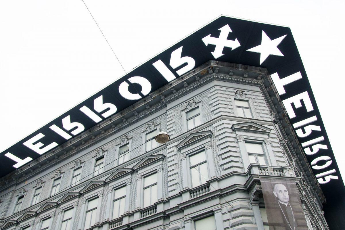 Im Haus des Terrors in der Andrássy út wurden jahrelang Juden und Stalin-Gegner gefoltert und ermordet, heute fungiert es als Gedenkstätte, Budapest, Ungarn - © James Camel / franks-travelbox