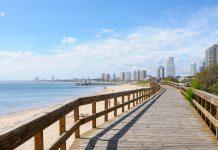 Strand von Punta del Este, Uruguay - © Nicoleta Raftu / Shutterstock