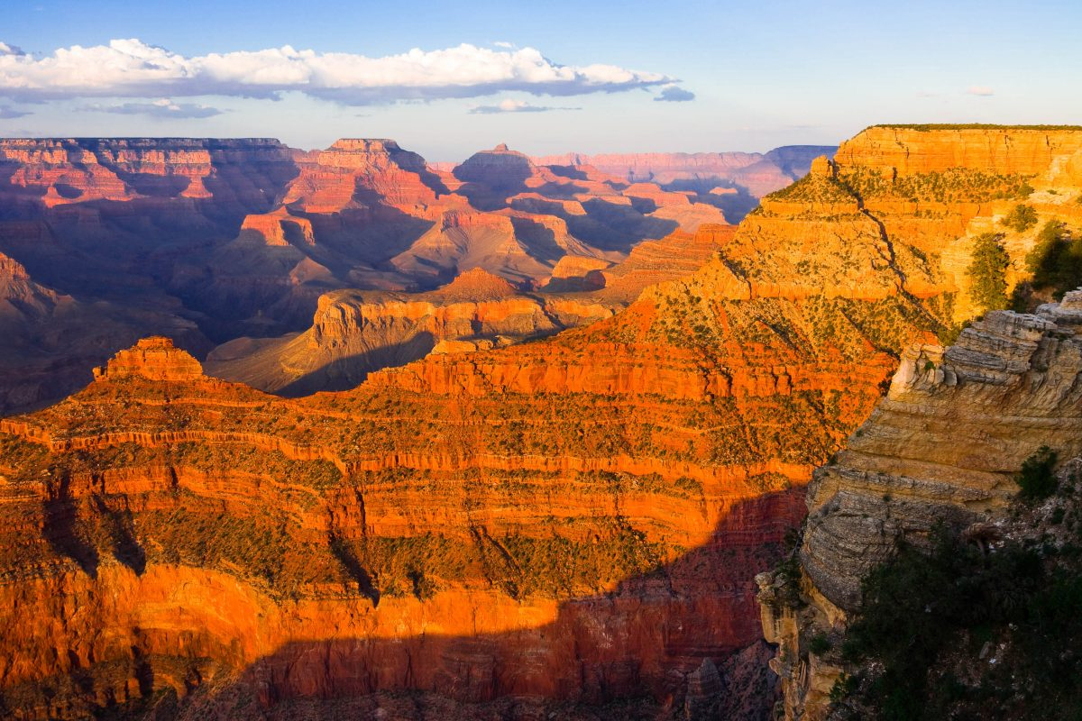 Abendstimmung im Grand Canyon Nationalpark, USA - © Andy / Fotolia