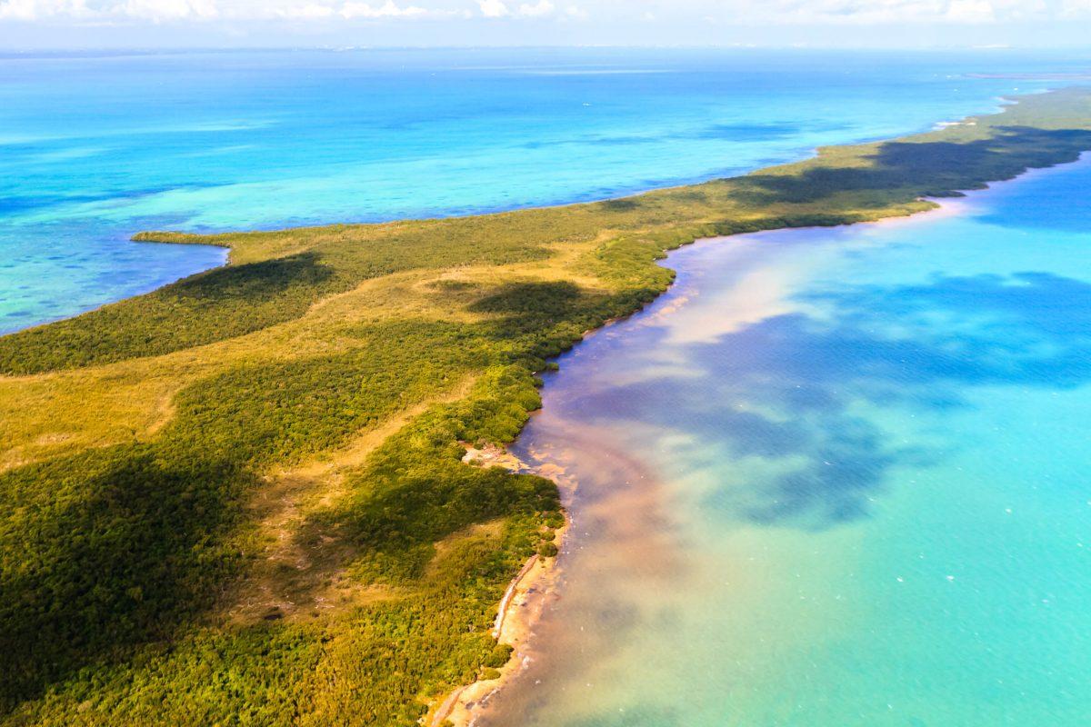 Die Florida Keys aus der Vogelperspektive, USA - © Zechal / Fotolia