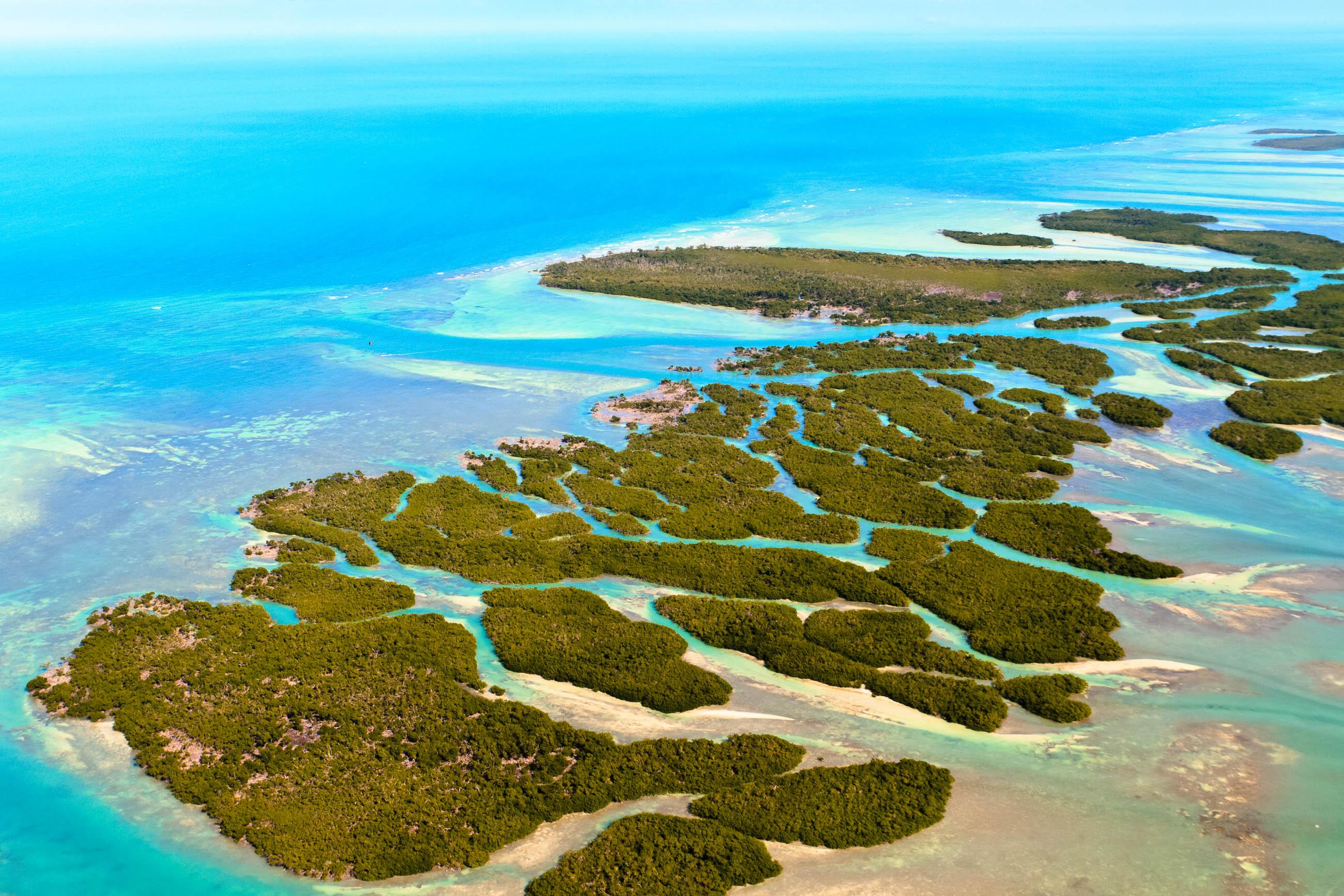 Islands Around Florida Usa