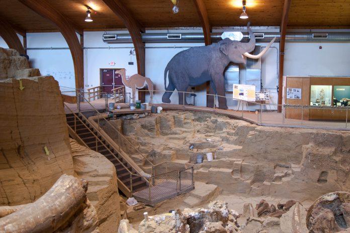 Im Besucherzentrum des Mammoth Cave Nationalpark, Kentucky, USA - © James Camel / franks-travelbox