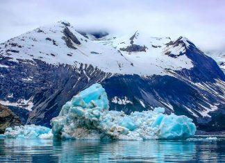 In den vier Bergketten, die den Glacier Bay Nationalpark in Alaska, USA, durchziehen, sind über 100 Gletscher zu finden - © Sergey Yechikov / Shutterstock