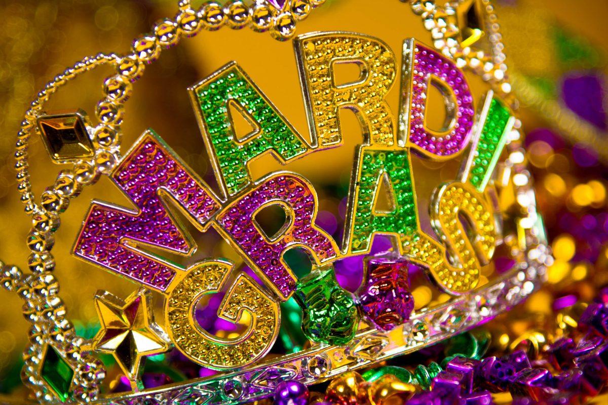 Am Faschingsdienstag, dem Mardi Gras, ist in New Orleans, USA, der Höhepunkt der Karnevalsfeierlichkeiten erreicht - © Mike Flippo / Shutterstock