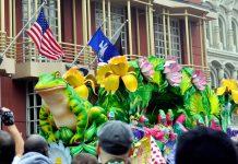 """Der Faschingsdienstag, in den USA besser bekannt als """"Mardi Gras"""", wurde in New Orleans 1875 zum Feiertag erklärt  - © Chuck Wagner / Shutterstock"""