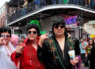 New Orleans hat die Tradition von Mardi Gras den Franzosen zu verdanken, die in die USA eingewandert sind - © Chuck Wagner / Shutterstock