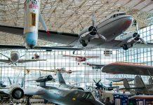 Im Museum of Flight in Seattle kann man neben Geschichte und Physik des Fliegens auch verschiedenste lebensgroße Flugzeuge bestaunen, USA - © James Camel / franks-travelbox