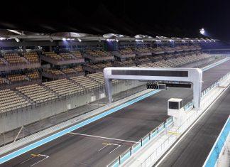 Der Yas Marina Circuit in Abu Dhabi, VAE, hält den Rekord der längsten Geraden aller Grand Prix-Strecken - © Philip Lange / Shutterstock
