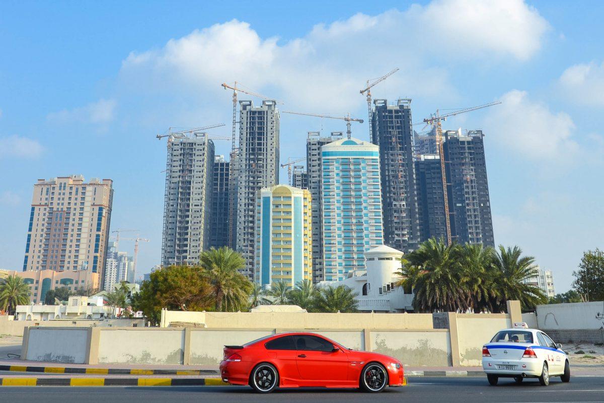 Durch groß angelegte Bauprojekte an der Küste soll nach Vorbild von Dubai und Abu Dhabi auch in Ajman der Tourismus angekurbelt werden, VAE - © FRASHO / franks-travelbox