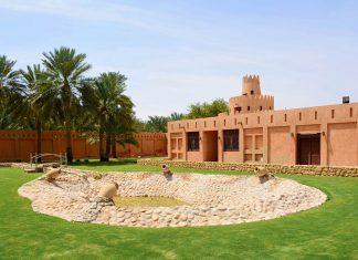 Die einstige Privatresidenz des Präsidenten der VAE zeigt heute als Al Ain Palastmuseum das Leben und Walten der einstigen Herrscherfamilie von Abu Dhabi - © Lukas Holub / Shutterstock