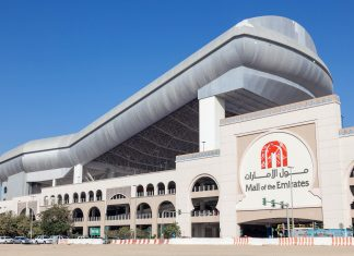 Die Mall of the Emirates ist nach der Dubai Mall das größte Shopping Center von Dubai, VAE - © Philip Lange / Shutterstock