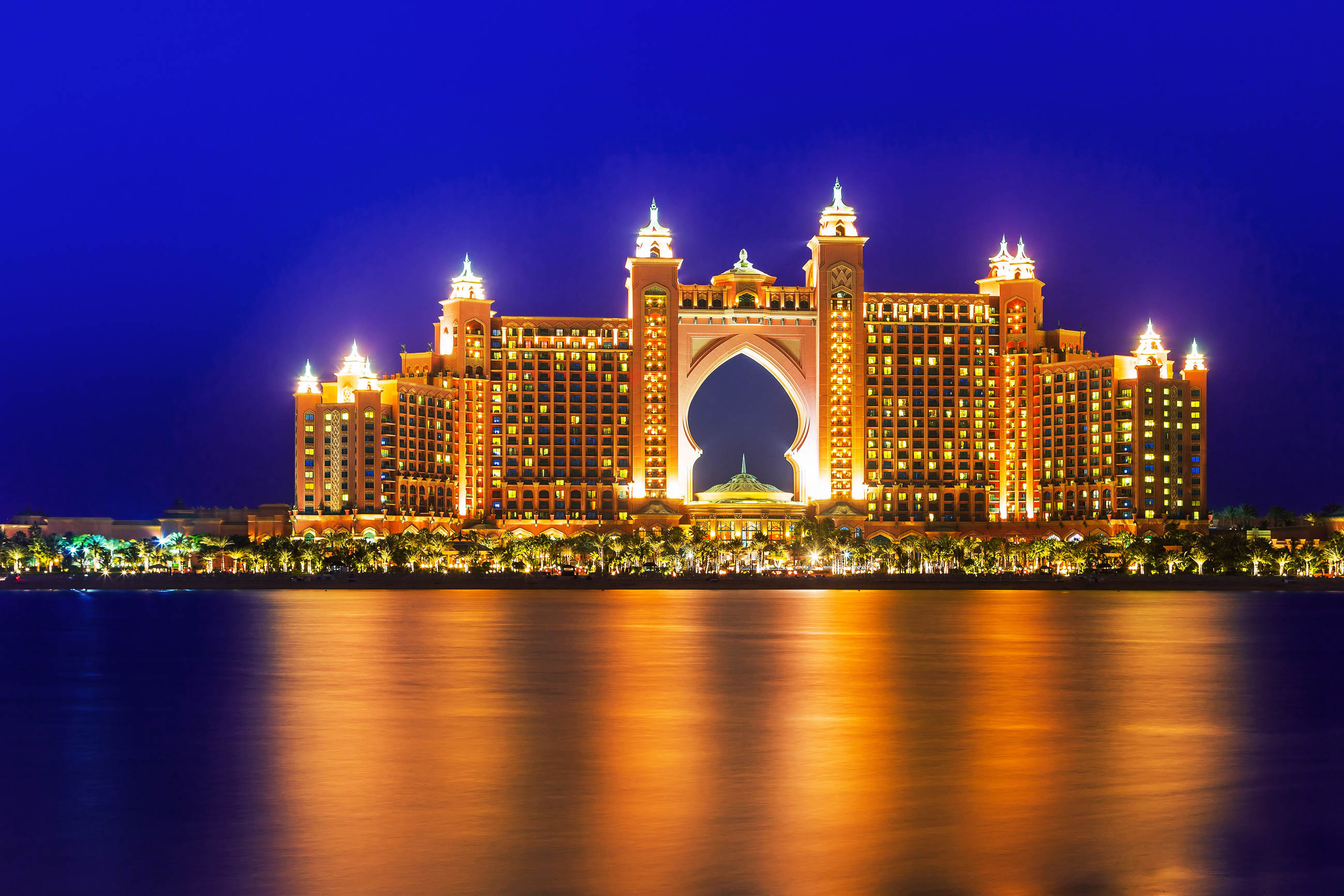 hotel atlantis auf jumeirah in dubai vae vereinigte arabische emirate franks travelbox. Black Bedroom Furniture Sets. Home Design Ideas