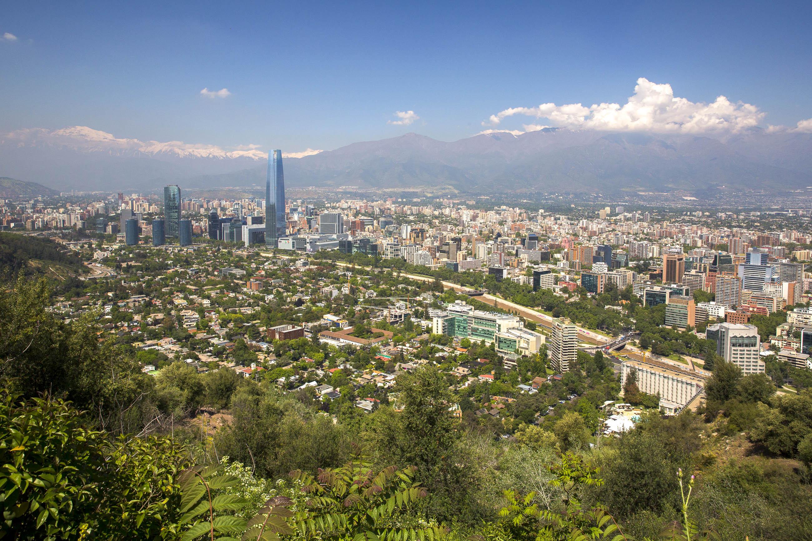 BILDER: 10 Top Shots von Santiago de Chile, Chile | Franks ...