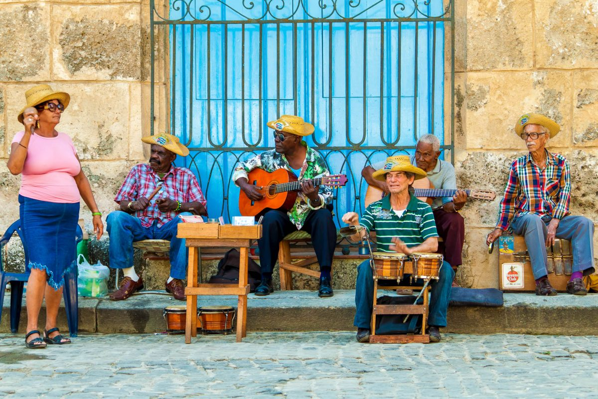 Straßenmusiker in Havanna, Kuba - © Kamira / Shutterstock