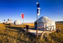 Jurten, Mongolei - © liping dong / Fotolia
