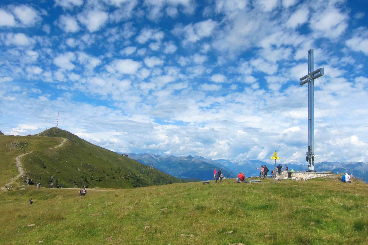 Am Ende der Goldeck Panoramastraße starten zahlreiche Wanderungen, unter anderem direkt auf den Goldeck, Österreich - © FRASHO / franks-travelbox