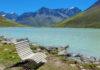 Am Rifflsee, dem höchstgelegenen See Österreichs, warten atemberaubende Berglandschaften und sonnige Wiesen un auf Naturfreunde, Wanderer und Wintersportler - © FRASHO / franks-travelbox