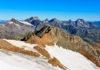 Bei klarem Wetter reicht die Sicht vom Café 3.440 in Tirol, Österreichs höchstem Café, bis zu 150 Kilometer weit - © FRASHO / franks-travelbox