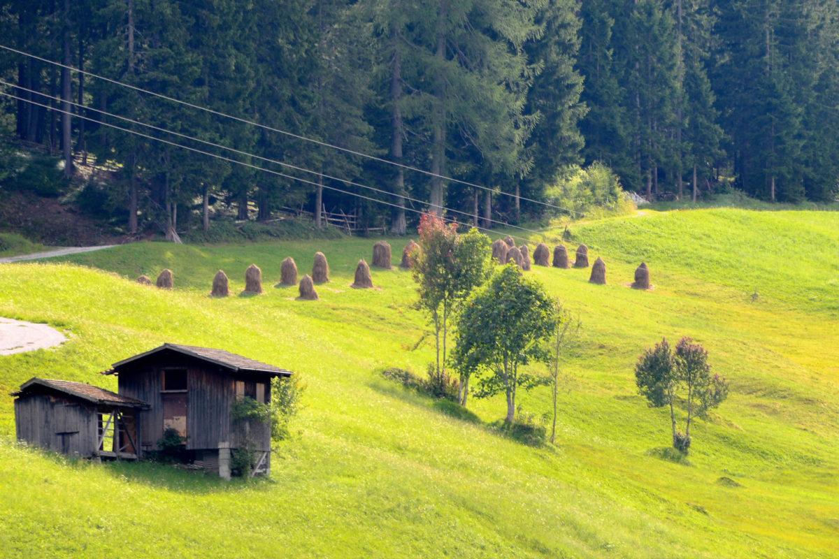 An die 300km an Wanderwegen durchziehen die Bilderbuch-Landschaft des Lesachtals im südlichen Österreich - © FRASHO / franks-travelbox