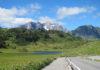 Der Kalbelesee in der Nähe des Hochtannbergpasses in Vorarlberg, Österreich, ist nur knapp 5 Meter tief und steht als Biotop unter Naturschutz - © FRASHO / franks-travelbox