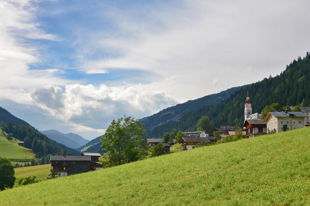 Maria Luggau ist als Marien-Pilgerzentrum die meistbesuchte Ortschaft im Lesachtal, Österreich - © FRASHO / franks-travelbox