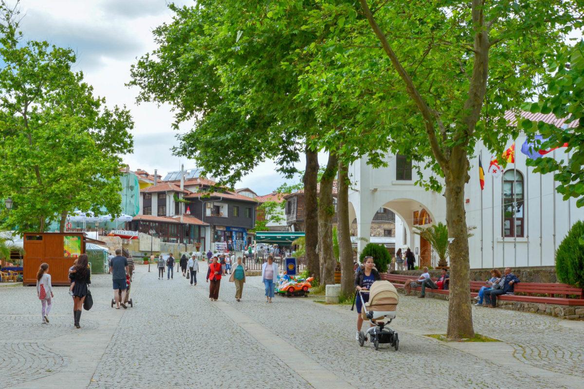 Seit dem Ende des Kommunismus herrscht Ruhe in Sozopol und das Städtchen wird zunehmend von Bulgarien-Urlaubern entdeckt - © FRASHO / franks-travelbox