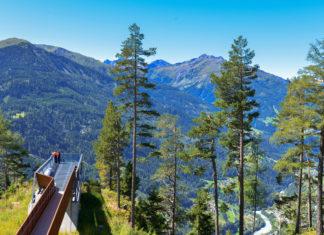 Die Region Naturpark Kaunergrat in Tirol, Österreich, steht seit 1998 unter Naturschutz und bietet sowohl Mensch als auch Tier einen ganz besonderen Erholungswert - © FRASHO / franks-travelbox