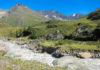 Entlang der Kaunertaler Gletscherstraße in Tirol, Österreich, begegnet der Reisende allen Vegetationsstufen der Alpen - © FRASHO / franks-travelbox