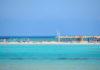 Am beliebten Sandstrand bei Elafonissi im Westen von Kreta, Griechenland, kommt unweigerlicher Karibik-Feeling auf - © FRASHO / franks-travelbox