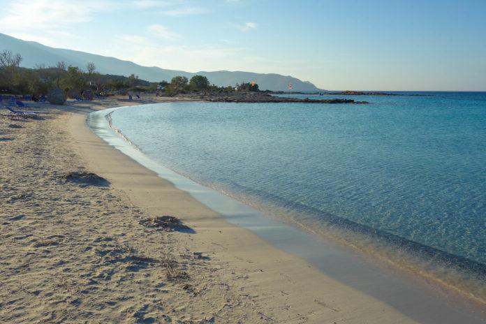 Elafonissi ist eine Insel an Kretas Westzipfel und vor allem für seine traumhaften Sandstrände bekannt, Griechenland - © FRASHO / franks-travelbox